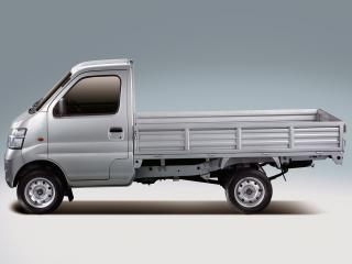 обои Chana Star Truck Single Cab (SC1022DB) 2011 бок фото