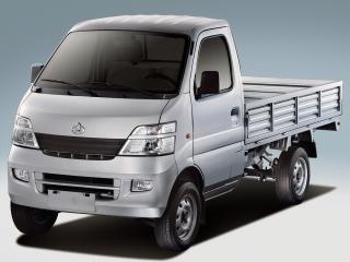 обои Chana Star Truck Single Cab (SC1022DB) 2011 боком фото