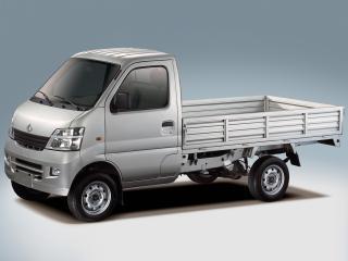 обои для рабочего стола: Chana Star Truck Single Cab (SC1022DB) 2011 сбоку