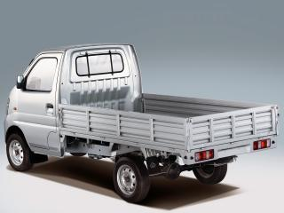 обои Chana Star Truck Single Cab (SC1022DB) 2011 серебро фото