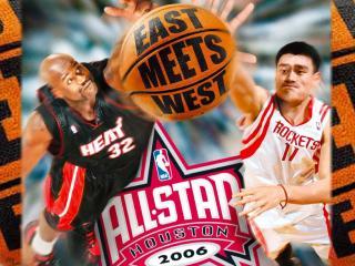 обои Матч всех звёзд 2006 фото