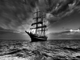 обои Кораблик фото