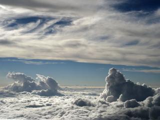 обои Красота облаков фото