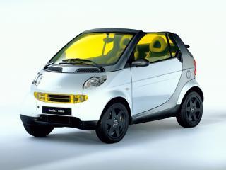 обои Smart Torino 2000 Concept 2000 перед фото