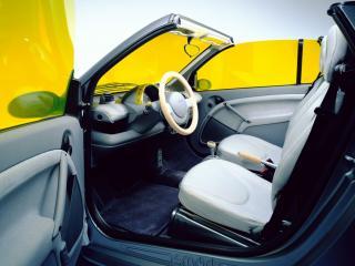 обои Smart Torino 2000 Concept 2000 салон фото