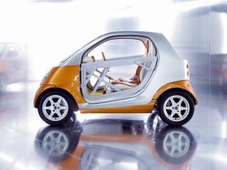 обои Smart Paris Concept 1996 бок фото