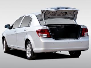 обои ТагАЗ Vega (C100) 2009 багажник фото