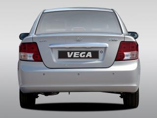 обои ТагАЗ Vega (C100) 2009 зад фото