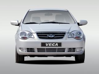 обои ТагАЗ Vega (C100) 2009 перед фото