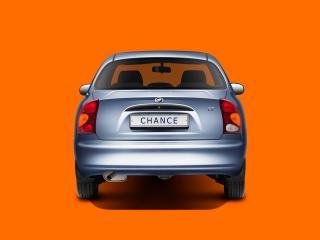 обои ЗАЗ Chance Sedan (D4) 2009 зад фото