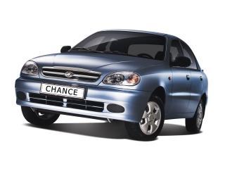 обои ЗАЗ Chance Sedan (D4) 2009 перед фото