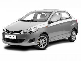 обои ЗАЗ Forza Liftback (F4) 2011 перед фото