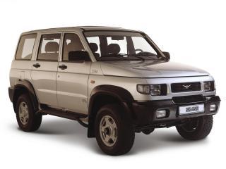 обои УАЗ 3162 Simbir 2000 боком фото