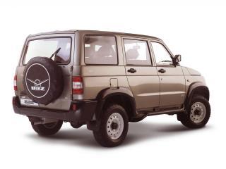 обои УАЗ 3162 Simbir 2000 задок фото