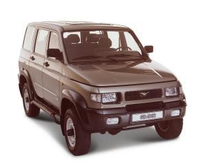 обои УАЗ 3162 Simbir 2000 капот фото
