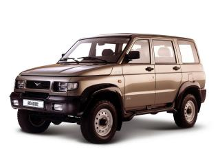 обои УАЗ 3162 Simbir 2000 мощь фото