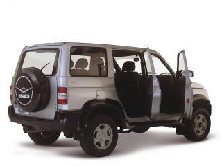 обои УАЗ 3162 Simbir 2000 открыт фото