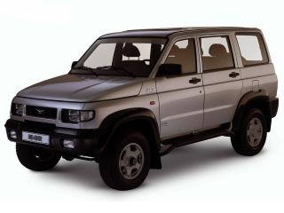 обои УАЗ 3162 Simbir 2000 серебристый фото