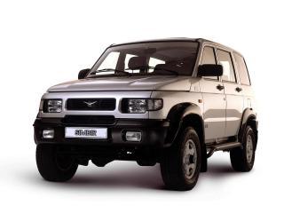 обои УАЗ 3162 Simbir 2000 серебро фото