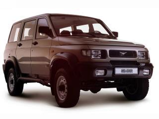 обои УАЗ 3162 Simbir 2000 сильный фото