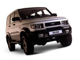 обои УАЗ 3162 Simbir 2000 супер фото