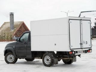 обои УАЗ 23602 Cargo 2007 зад фото