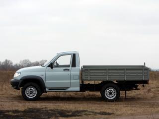 обои УАЗ 23602 Cargo 2007 сбоку фото