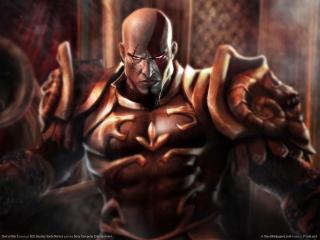 обои God of War 2 фото
