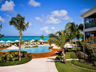 обои Отель на берегу океана фото