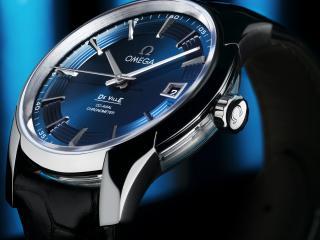 обои Омега - часы наручные фото