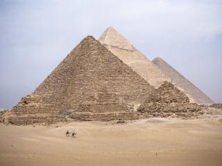обои Пирамиды в Мемфисе фото