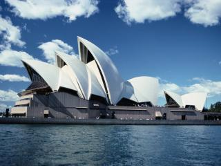 обои Австралия - Сиднейская опера фото