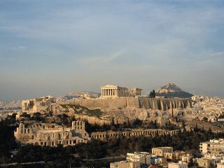 обои Греция - Акрополь фото
