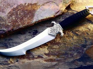 обои Специфическая форма ножа фото