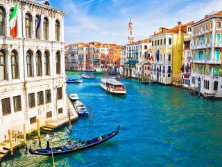 обои Красивейшая Венеция фото
