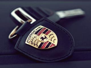 обои Ключи от порше фото