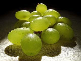 обои Сладкий виноград фото