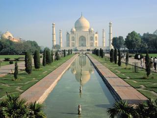 обои Индия - Тадж-Махал фото