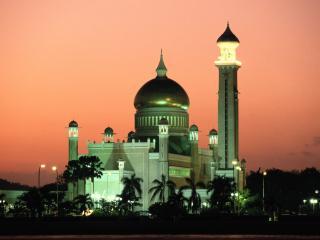 обои Турецкая мечеть фото