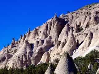 обои Белые горы фото