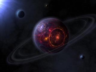 обои Интерестный мир космоса фото