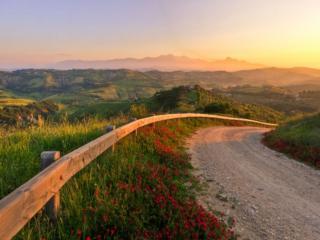 обои Дороги Италии фото