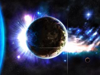 обои Дали космического мира фото