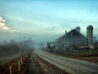 обои Фермерский мини завод фото