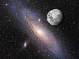 обои Далёкие и близкие планеты фото