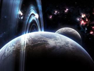 обои Загадочный космос фото