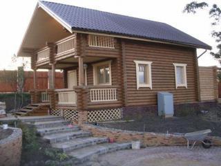 обои Экологически чистый дом фото