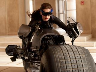 обои Подружка Бэтмана фото