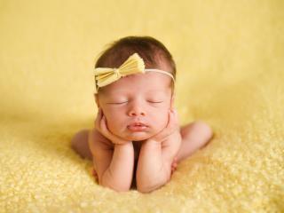 обои Очень милый младенец фото