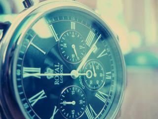 обои Часы ROYAL Лондон фото